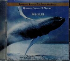 WHALES - BEAUTIFUL SOUNDS OF NATURE - MINT  CD