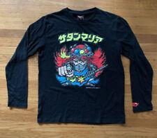 LOTTE x BIKKURIMAN LONG SLEEVE T-SHIRT SIZE XL JAPAN ANNIVERSARY EXCLUSIVE BLACK