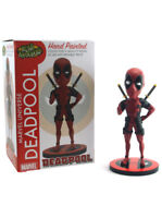 Neca Deadpool Head Knocker Resin Statue Marvel Universe Classic Version New