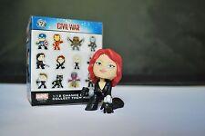 Civil War Black Widow Bobble Head Funko! Mystery Mini
