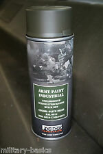 Militärlack Militärfarbe OLIVE DRAB RAL6014 ARMY Sprühdose Spraylack Farbe 400ml