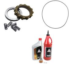 Honda CRF250R CRF250X Tusk Comp Clutch Kit Springs Cover Gasket Oil Change Kit