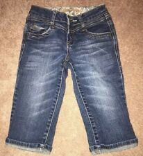 Limited Two Cropped/Bermuda Jeans Size 10 Slim EUC. Measurements In Pictures.
