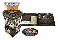 Die Reise ins Labyrinth (30th Anniversary Gift Set + Digibook, Blu-ray) NEU! OVP