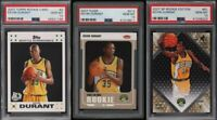 Amazing Mystery Pack Relic Auto Basketball Cards Kevin Durant Rookie PSA 10
