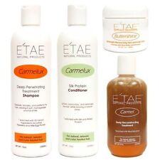 Etae E'tae Carmelux Shampoo Conditioner Deep Treatment Carmel Buttershine Set
