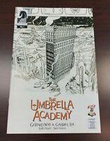 The Umbrella Academy Hotel Oblivion #1 Gabriel Ba Sketch Cover Variant /1000 NM