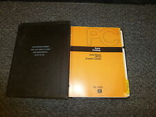 John Deere 755 Crawler Loader Tractor Bulldozer Parts Catalog Manual PC1522