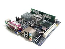 Foxconn 45CS Mini ITX Motherboard, Intel Atom 230 1.6GHz CPU,  1GB RAM, silent
