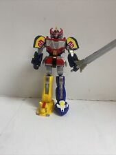 Bandai Power Rangers Legacy MIGHTY MORPHIN MEGAZORD COMPLETE BUILD A FIGURE BAF