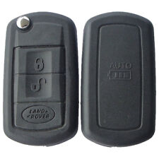 Land Rover Range Rover 3 Button Replacement Remote Car Key Fob Casing with Blade