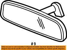 CHRYSLER OEM Inside-Rearview Rear View Mirror 55156172AA