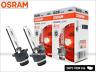 2x NEW Genuine OSRAM SYLVANIA Factory OEM D2S 66240 HID XENON Headlight Bulbs OE