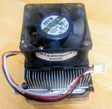 Intel Socket 478 Cooling Fan Computer CPU Cooler Fan, Heatsink, Mounting Bracket