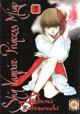 SHIN VAMPIRE PRINCESS MIYU VOLUME 1 DI 5 EDIZIONE GOEN