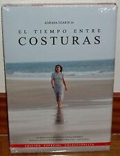 EL TIEMPO ENTRE COSTURAS EDICION ESPECIAL COLECCONISTA 6 DVD+LIBRO PRECINTADO R2
