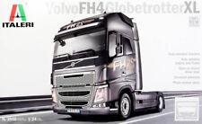 Volvo FH4 Globetrotter XL Truck LKW 1:24 Model Kit Bausatz Italeri 3940
