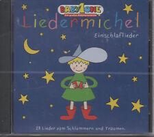 Liedermichel Einschlaflieder Kinder CD NEU 28 Lieder zum Schlummern und Träumen