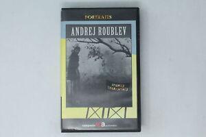VHS ANDREJ ROUBLEV SANPAOLO AUDIOVISIVI  A. TARKOVSKIJ  [MF-013]