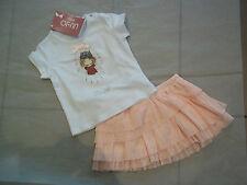 Abbigliamento bambina completo Liu Jo t-shirt+gonna tulle 6 mesi scontata