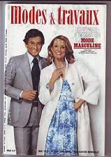 modes et travaux 906 - mai 1976