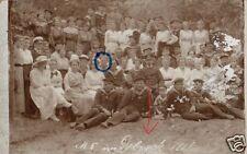 8410/ Originalfoto 9x13cm, Matrosen Minensucher M 5 in Dobrock/Wingst, 1918