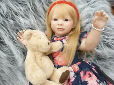 18  month old Emmy a pretty little reborn baby girl