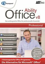 Ability Office 8 Professional / Key (ESD)