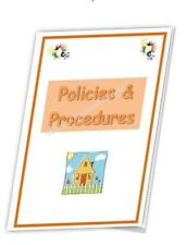 EYFS Childminder Policies and Procedures Childminding resource