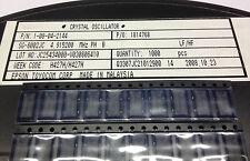 2 Stück SG-8002JC Crystall Oscillator 4,915200 MHz Epson Toyocom (M1888)