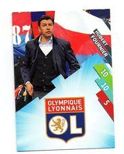 Panini Foot Adrenalyn 2014/2015 - Hubert FOURNIER - Olympique Lyonnais (A1332)