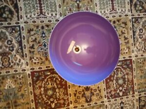 12 Inch Ceiling /Lamp  Shade Purple /cream large shade  UK FREE POST