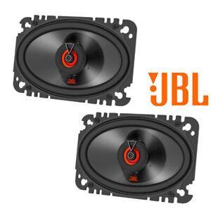 JBL Club2 6422F | 2-Wege | 4x6' Oval Koax Lautsprecher 120 WATT BOXEN Paar