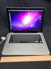 "MacBook Pro 13"" fro2010 A1278 2.3 Intel, 4GB 1333 DDR3, 4GB RAM, Version 10.6.8"