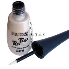 670668 TIP TOP EYELINER ARGENTO Make up ad acqua Eulenspiegel. Si usa come un cl