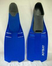 Parkway Velox Full Footed Scuba Diving Snorkeling Fins Blue Size XS (4-6) NEW