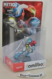 NEW Switch Amiibo Figure: Samus (Metroid Dread)
