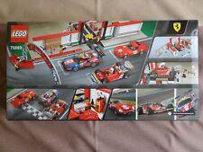 LEGO  75889 FERRARI  SPEED CHAMPIONS ULTIMATE GARAGE NEW SEALED