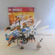 Lego Ninjago - 2260 Ice Dragon Attack - Zane Krazi