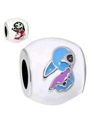 Disney Charm Lilo and Stitch Bead charm Fit European Bracelet Christmas 127