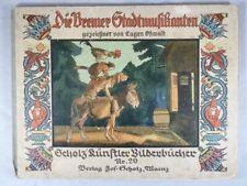 4040 Bremer Stadtmusikanten 20mm Breite Webband