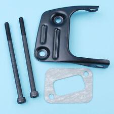 Exhaust Muffler Bracket Bolt Gasket Kit For HUSQVARNA 350 340 345 353 351 346 XP