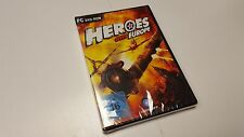* PC NEW SEALED Game * HEROES OVER EUROPE * GERMAN VERSION