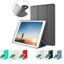 iPad Case 6th Generation 9.7 Slim Magnetic Silicone Smart Cover For Apple 2018