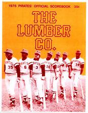 THE LUMBER COMPANY 1976 PITTSBURGH PIRATES 8.5X11 TEAM PHOTO BASEBALL HOF USA