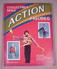"Vintage 12"" Male Action Figures Reference Book Price Guide GI Joe Captain Action"