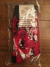 NEW 2017 Vera Bradley RED Cozy Penguin Socks