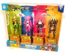 Jazwares Fortnite Squad Mode 4 Figure Pack - NEW!!!