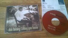 CD Pop Don Henley - Taking You Home (2 Song) Promo WEA REC sc + Presskit