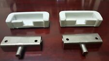 Sewing Machine Table Hinge and Rubber Mounts (Set)